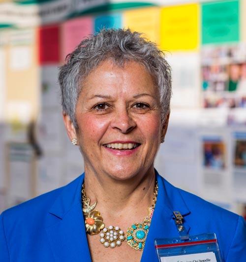 Dr. Marlene Smadu